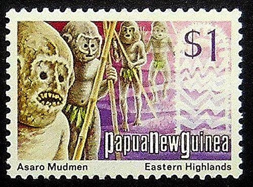 Asaro stamps