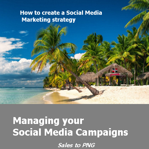 pacific social media strategy